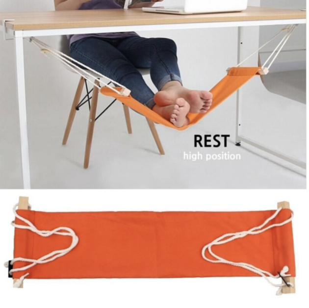 Hangmat voeten