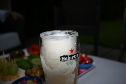 Heineken_glas bier