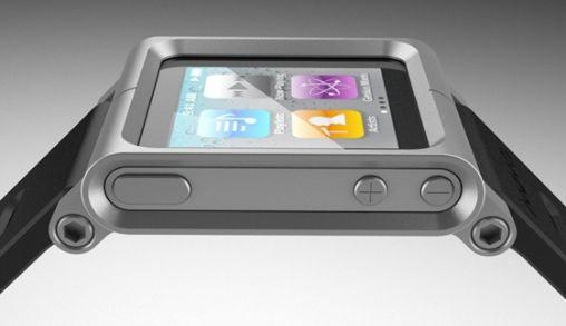 Het iPod-Nano-horloge