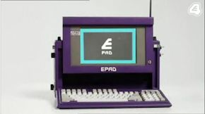 Hey hallo ePad (fun)
