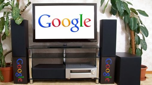 Home Entertainment Systeem made by Google