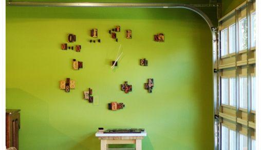 Home-made klokken