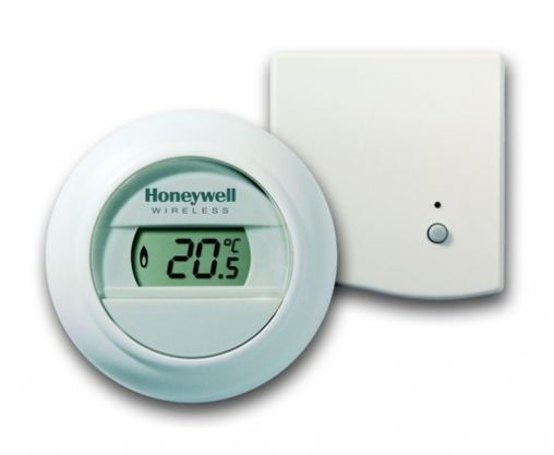 honeywell thermostaat Nuon e-manager
