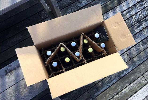 Hopper-bier