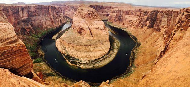 horseshoe-bend-bijzondere-rotsen
