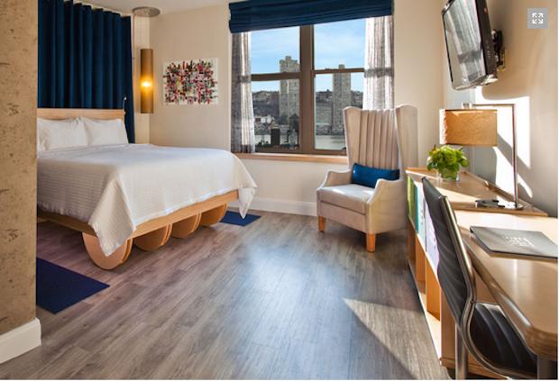 hotel nylo new york