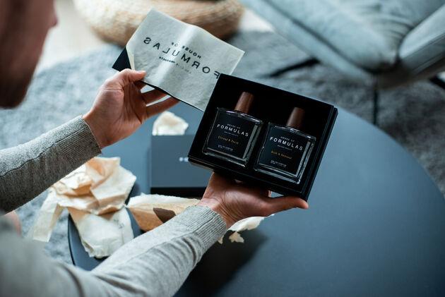 House of Formulas parfum mannen