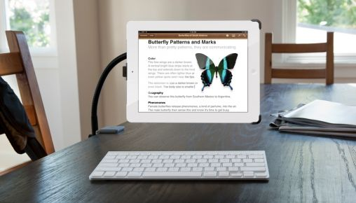 HoverBar iPad 2