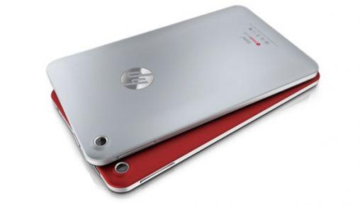 HP introduceert Android consumenten tablet