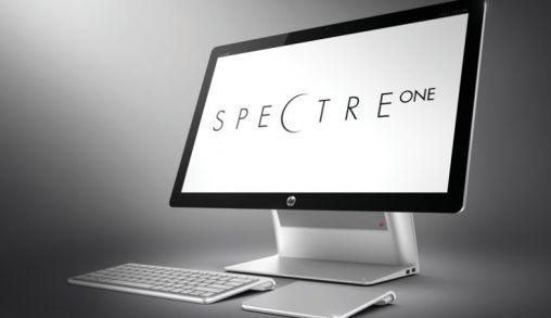 HP SpectreONE Design computer van de toekomst