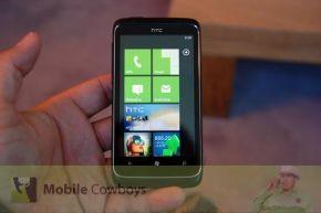 HTC 7 Trophy, HTC's 1e Windows Phone 7 toestel in Nederland
