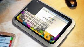HTC Evolve Tablet Design