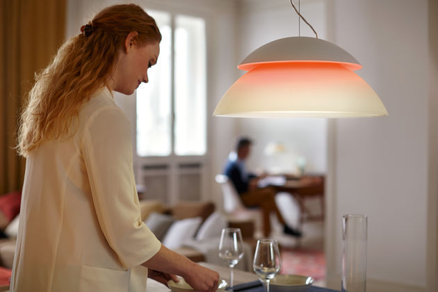 Hue Beyond: de baanbrekende lamp van Philips!