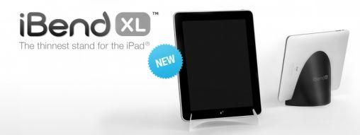 iBend XL: iPad standaard