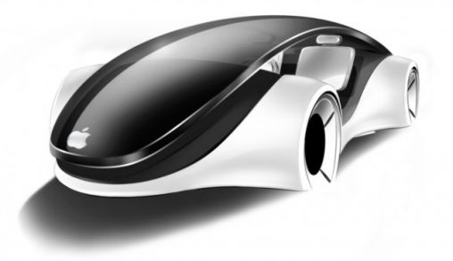 iCar by Steve Jobs