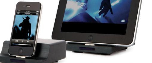 Id100: volledig digitaal iPod dockingstation