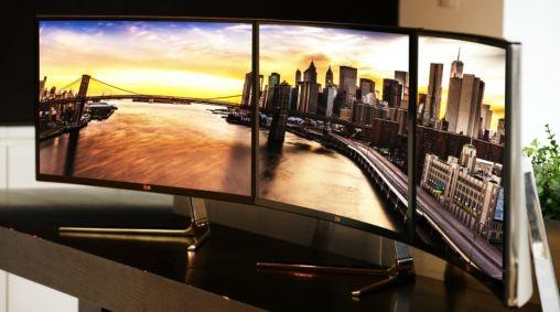 IFA Nieuws: LG onthult s' werelds eerste curved IPS Ultrawide Monitor