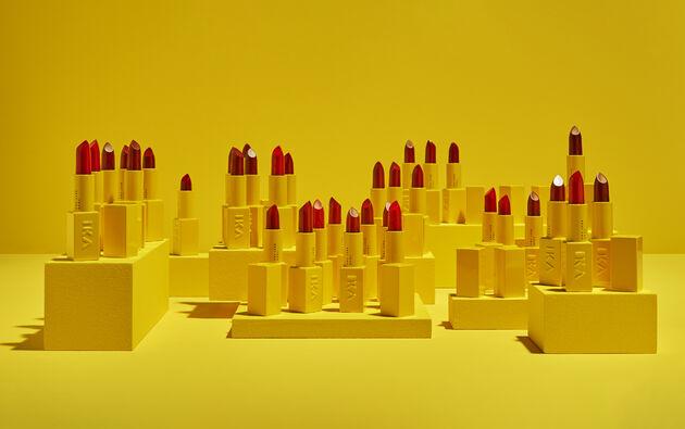 IKA lipsticks