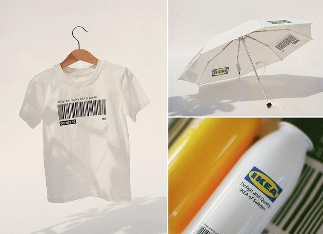IKEA kleding collectie Japan