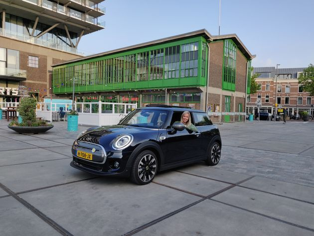 MINI Electric Katendrecht