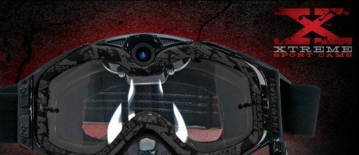 Impact HD 1080p Skibril voor de Wintersport