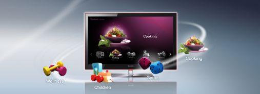 Internet@TV op nieuwe Samsung TV's vervangt Teletekst