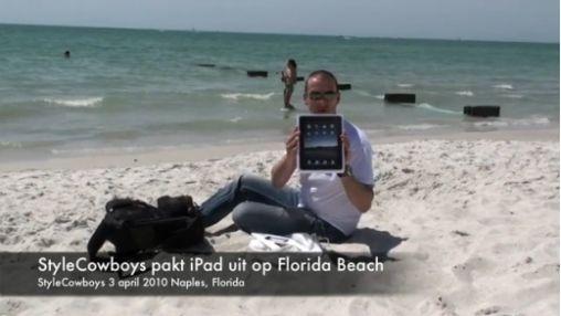 iPad 2 of iPad Too Event op 2 Maart