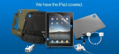 iPad accessoires by RadTech
