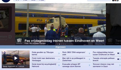 iPad App Nu.nl gelanceerd