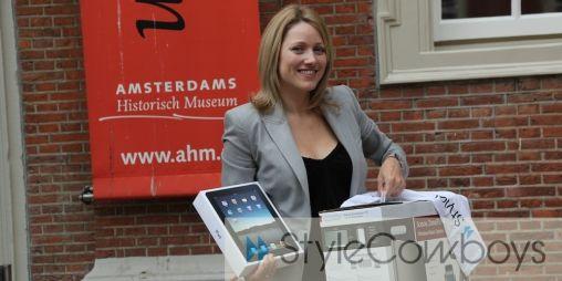iPad en Sonos S5 afleveren in Amsterdam #FFGLBS