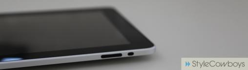 iPad gedraagt zich als Mobiel Device