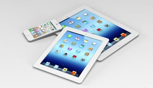 iPad Mini/Air Pers-event op 17 oktober [gerucht]