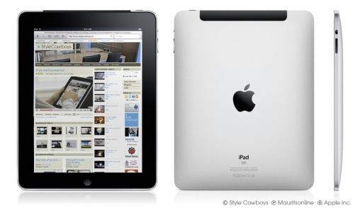iPad vanaf vandaag in Nederland