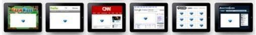 iPad zonder Flash ziet er Zo Uit