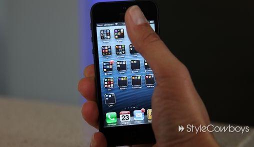 iPhone 5 - Eerste indruk [Review]