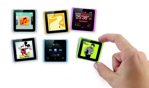 iPod clocks