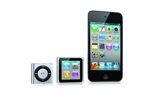 iPod Touch en Nano