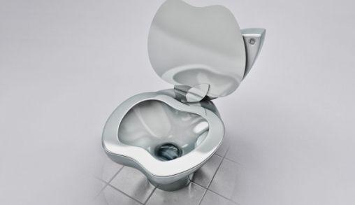 iPoo toilet voor de Apple Geek