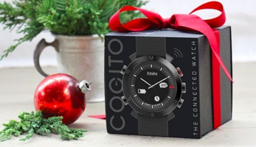 Is de COGITO Watch nu al The Hottest Holidays Gift?