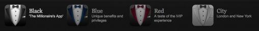 iVIP iPhone App1