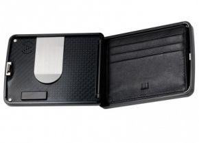 iWallet, een biometrisch beveiligde portemonnee