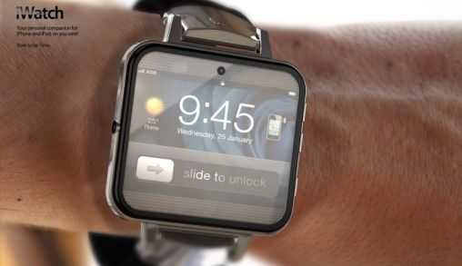 iWatch2: Apple-horloge van de Toekomst