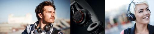 Jabra headphones Revo en Vox