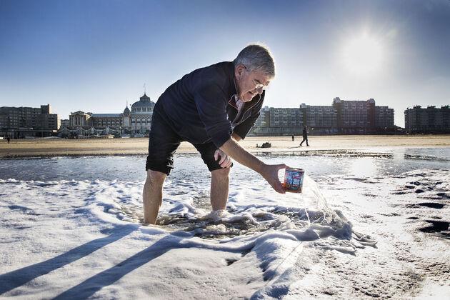 Jan van Zanen burgemeester Den Haag - foto Arie Kievit
