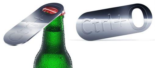 Je fles openen als een echte nerd