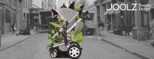 Joolz Music: kids swingen de kinderwagen uit