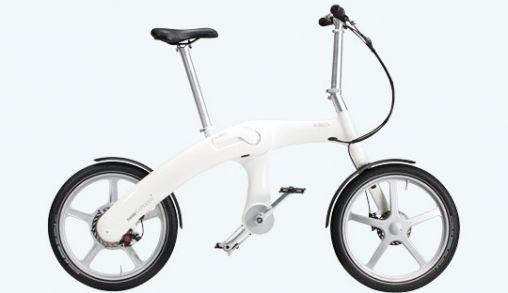 Kettingloze design e-bike