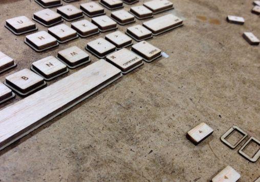 keyboard mos-hout4