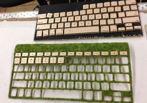 keyboard mos-hout6