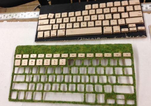 keyboard mos-hout6